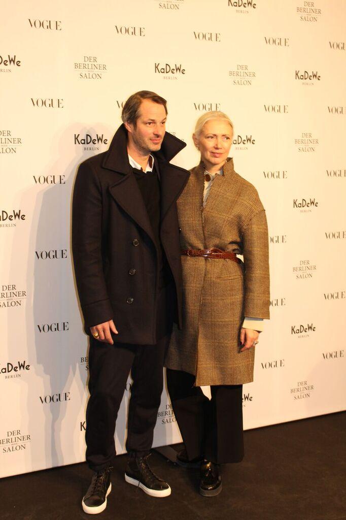 Marcus Kurz und Christiane Arp