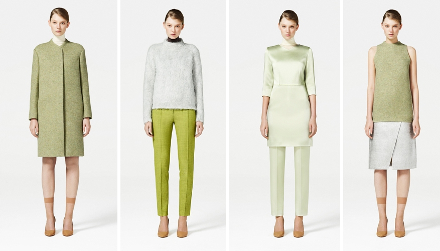 Minimalismus in der mode gaffer deluxe for Trend minimalismus