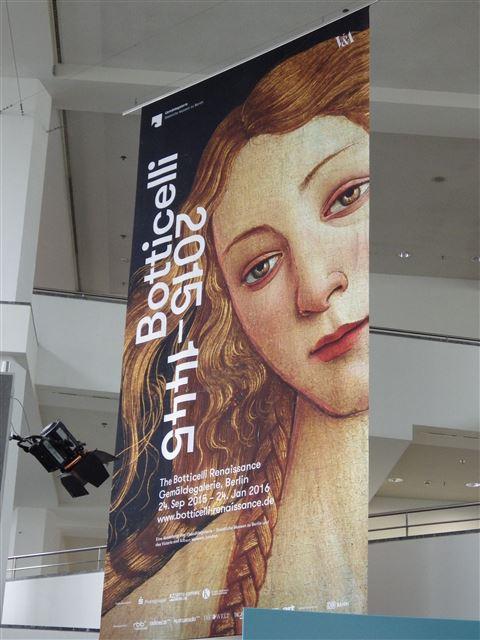 Plakat Botticelli