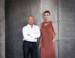 Christian und Karen Boros © Wolfgang Stahr