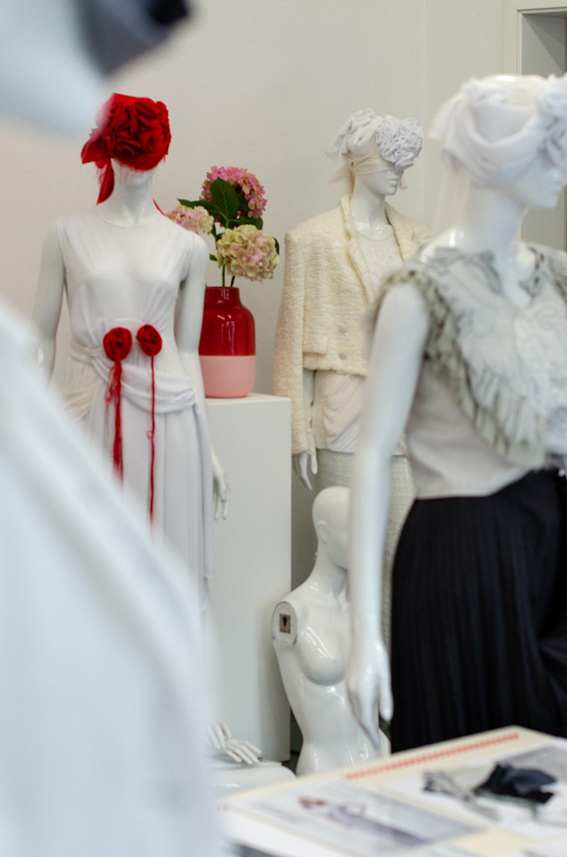 Wer Support braucht, ist bei about:Fashion gut aufgehoben. Fotocredit: Studio Karpstein